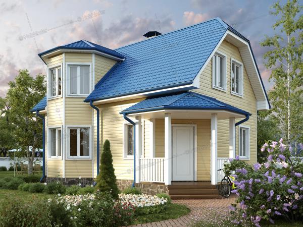 Каркасный дом Монреаль