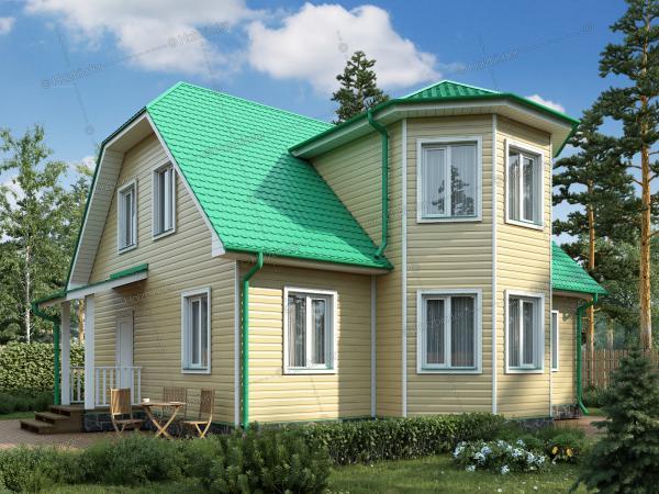 Каркасный дом Романов