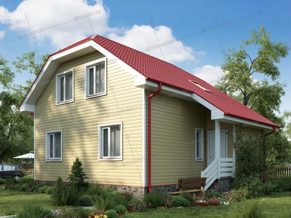 Каркасный дом Старгород