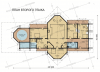 Каменный дом Сапсан 2 этаж