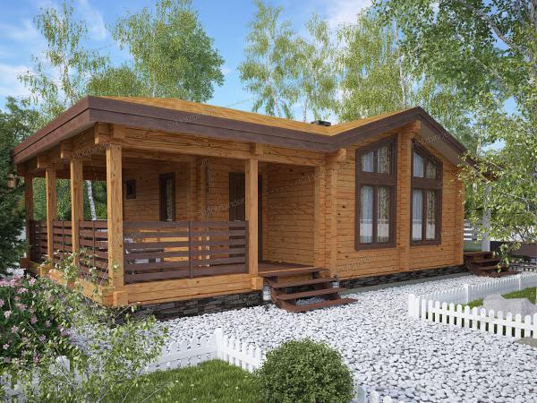 Каркасный дом Розмарин