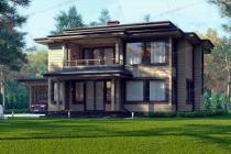 Каркасный дом Эсперанс